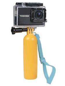 IFA 2014: Toshiba stellt neues Zubehör für den Camileo X-Sports-Camcorder vor