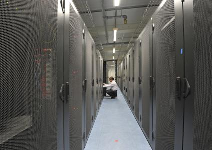 Das Datacenter Rhein-Neckar erfüllt alle deutschen Datenschutzrichtlinien und bietet eine skalierbare Infrastruktur für Big Data Analytics.