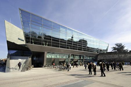 "Congress Center ""darmstadtium"""