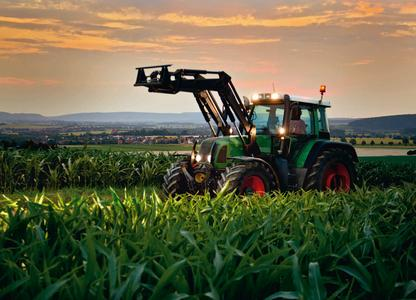 Under the 'We care!' slogan ContiTech is showing how its systems help safeguard supplies for people worldwide - above all in agricultural machinery (Photo: ContiTech)