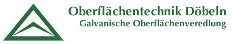 Logo der Oberflächentechnik Döbeln GmbH
