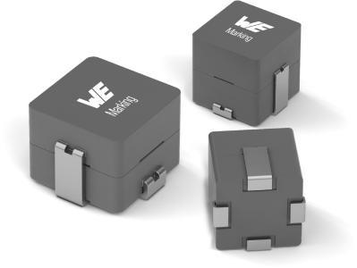 WE-LHMD SMT-Hochstrominduktivität, Bildquelle: Würth Elektronik
