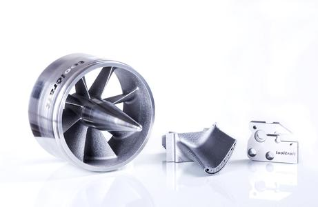 C 2 Components produced using additive manufacturing with high-performance metals