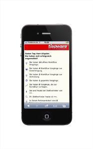 tisoware WEBmobile
