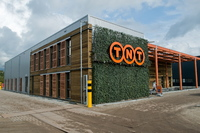 "TNT opens first ""green"" depot in the Netherlands"