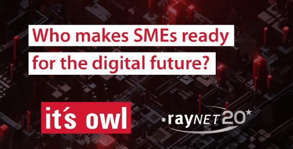Raynet is Sponsor Member of it´s OWL