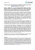 [PDF] Pressemitteilung: Uberall ernennt Jonathan Best zum Chief Revenue Officer und treibt globales Wachstum weiter voran