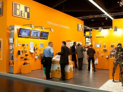 In Hall 7, Booth 206 at the 2012 SPS IPC Drives, Bernecker + Rainer will be presenting groundbreaking innovations spanning all areas of industrial automation.