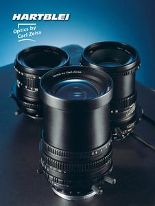 Hartblei Superrotator - Shift and Tilt lenses with Optics by Carl Zeiss