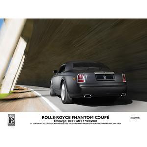 Rolls-Royce to Reveal Phantom Coupé at Geneva
