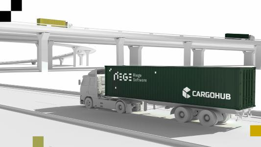 Riege Software participates in Cargohub's CDM project for congestion avoidance at Schiphol Airport.