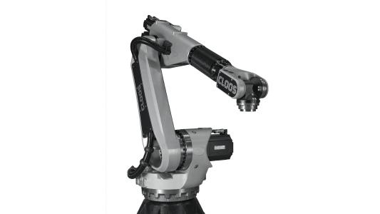 The new QIROX QRC-30/45/60-PL robot is characterised by a high payload capacity for a wide range of applications