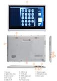 Axiomtek Launches the New 24-inch Medical Grade Panel PC for Health Care Application, the MPC240