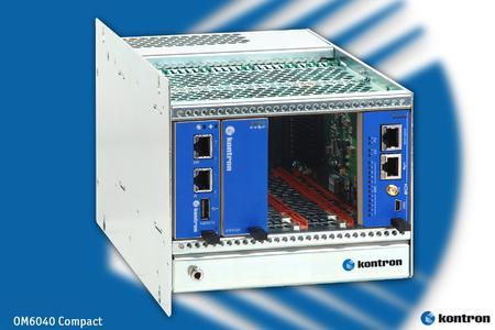 Modular MicroTCA Platform OM6040