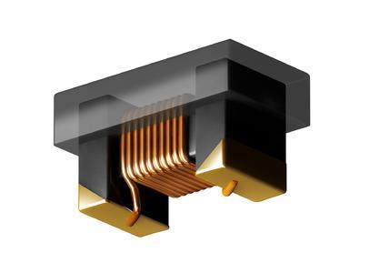 Drahtgewickelte Chip-Induktivitäten mit Ferritkern jetzt auch in der Baugröße 0402
