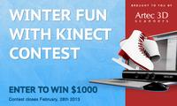 Artec Winter Contest
