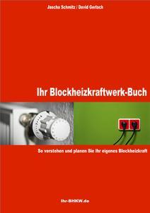 """Cover """"ihr Blockheizkraftwerk-Buch"""""""