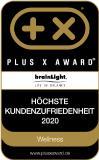 """Die brainLight GmbH erhielt das Siegel """"Höchste Kundenzufriedenheit"""" 2020 bereits zum dritten Mal. Darüber freut sich auch in diesem Jahr vor allem der After Sales-Service"""