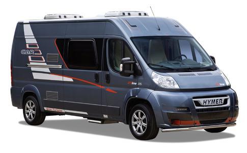HYMER Car 322 GT-Line mit über 10.000 Euro Preisvorteil