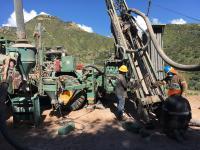 Bohrgerät in Mexiko / Foto: Sonoro Metals