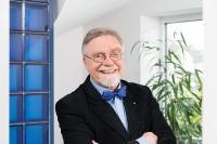 Rainer von zur Mühlen,  Firmengründer der von zur Mühlen'sche GmbH
