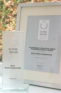 """Beste Marketinginnovation"": iPhone App ""BB Baby"" gewinnt KlinikAward 2011"