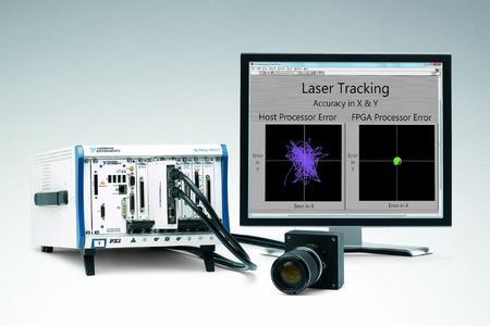 NI FPGA Bildverarbeitung
