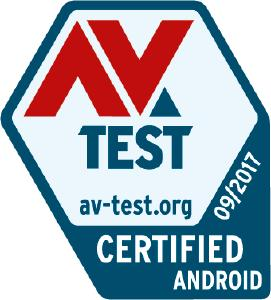 Bestnoten von AV-TEST für G DATA Mobile Internet Security