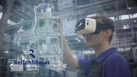 Setting The New Standards: With its Digital Business Platform, Reifenhäuser demonstrates how industry 4.0 makes intelligent production possible