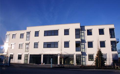 Neues Firmengebäude in der Amperstr. 13 in Töging