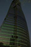 Osram lights up Baku's new landmark