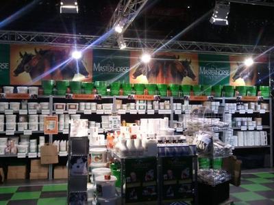 Equitana 2011 - Weltmesse des Pferdesports