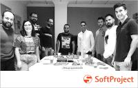 SoftProject-Team in Málaga: Roll-out der Low-Code-Plattform X4 Suite in Spanien.