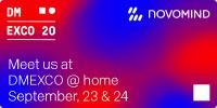 novomind auf der DMEXCO @home 2020