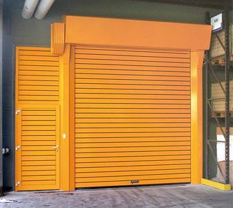 Schnelllauftore von Albany Doors Systems