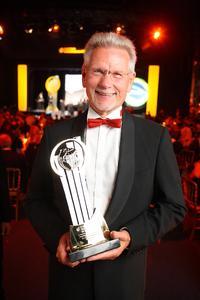 Dr. Manfred Wittenstein gehört nun auch offiziell zu den besten Unternehmern der Welt