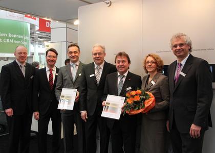 """tisoware erhält Auszeichnung als """"Excellence Partner"""" von PCS Systemtechnik GmbH"""