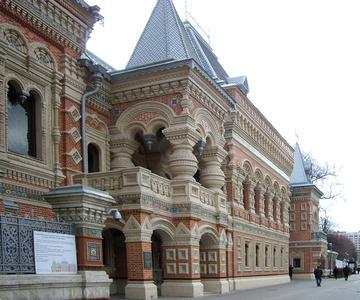 Remmers besitzt mehr als 20 Jahre Erfahrung im russischen Markt. Eine Referenz jüngster Tage ist die Restaurierung der Französischen Botschaft in Moskau (Bildquelle: Remmers Baustofftechnik, Löningen)
