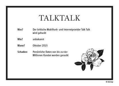 TalkTalk Hack 2015