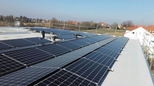 Solar 40 KWp