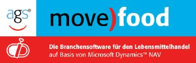 move)food® auf Basis von Microsoft Dynamics NAV