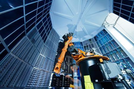 Kollaborierende Roboter