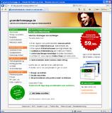 Homepage für Existenzgründer und kleine Unternehmen: jetzt kostenlos testen