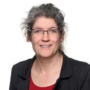 Prof. Dr. Anita Schöbel, die Leiterin des Fraunhofer ITWM © Fraunhofer ITWM
