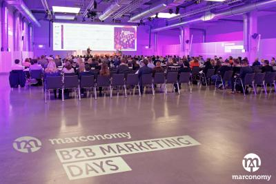 B2B Marketing Days - Der Marketingfachkongress für den Mittelstand