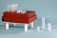 All-in-One Laborgefäße eignen sich auch sehr gut für Heizplatten