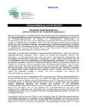 [PDF] Pressemitteilung: Erfolgreiche Systemakkreditierung stärkt die Autonomie der Hochschule Kaiserslautern