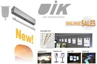 "UIK Co. Ltd., User Interface Korea, führt revolutionäre ""Auto-Flying-Banner"" und LED Light Panel in Deutschland ein."