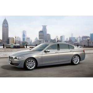 The new BMW 5 Series Sedan Long Wheelbase