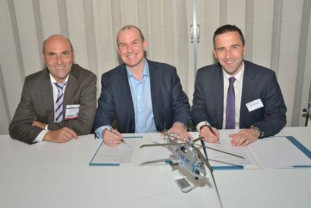 Eurocopter International Services and Starlite Aviation Ireland expand their partnership with operational quality management support